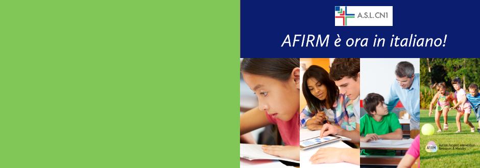 AFIRM in Italian